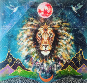 August 11 2018 Leo New Moon Partial Solar Eclipse